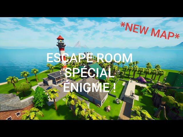 Escape Room spécial énigme !