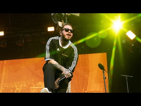 Better Now Post Malone Live At Governers Ball 2018