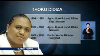 Get To Know Thoko Didiza