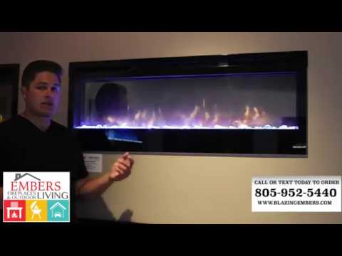 Dimplex Prism Series Wall Mount Electric Fireplace Review
