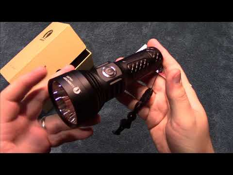 Lumintop ODL20C Flashlight Review!
