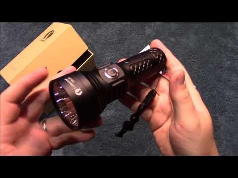 Lumintop ODL20C Flashlight Review!