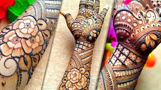 Bridal Mehndi Designs For Full Hands | Professional Mehndi Designs 2019 | Henna By Tabassum
