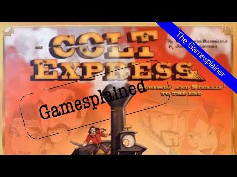 Colt Express Gamesplained - Follow Up