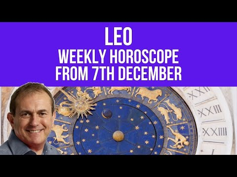 Weekly Horoscopes from 7th December 2020
