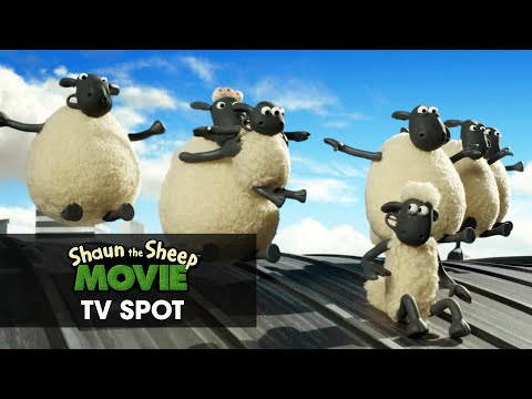 Shaun the Sheep TV Spot 'Stick Together'