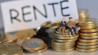 Angst vor der Rente - Absturz in die Armut Doku 2015 *HD*