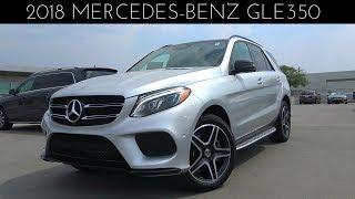 2018 Mercedes-Benz GLE Class (GLE350) 3.5 L V6 Review