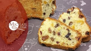 Fruit Cake (without alcohol)