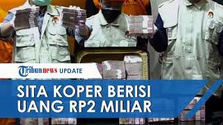 OTT Kasus Suap yang Libatkan Gubernur Sulsel Nurdin Abdullah, KPK Sita Koper Berisi Rp2 Miliar