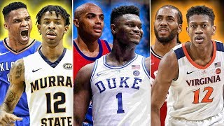 Draft Day Comparisons For The Top Prospects Of The 2019 NBA Draft