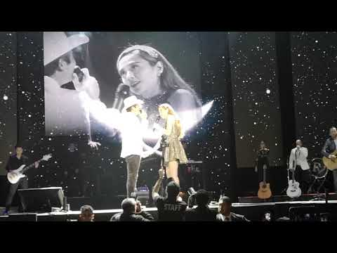 Remmy Valenzuela ft Carolina Ross loco enamorado - Auditorio Nacional