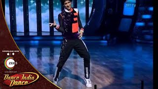 Dance India Dance Season 4  February 08, 2014 - Sumedh's Performance