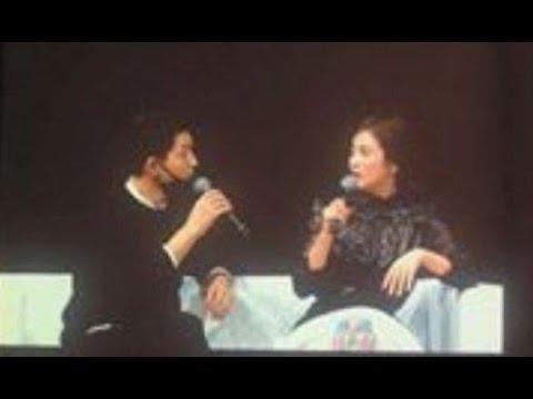 Song Joong Ki & Song Hye Kyo [ENG SUB] Singing