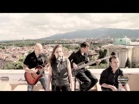 Crystal Neverland - Without A Voice | Bushmills accoustic video