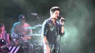 Adam Lambert Chokehold