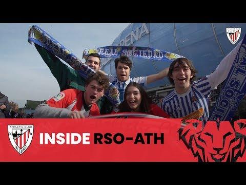📽 INSIDE I Real Sociedad – Athletic Club I