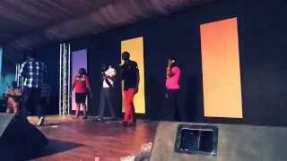 YOU ARE THE REASON (Worship Medley)  - Rehearsals led by IKAY