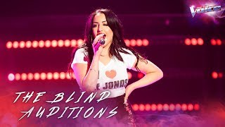 Blind Audition: Lauren Greco sings Ain't No Other Man | The Voice Australia 2018