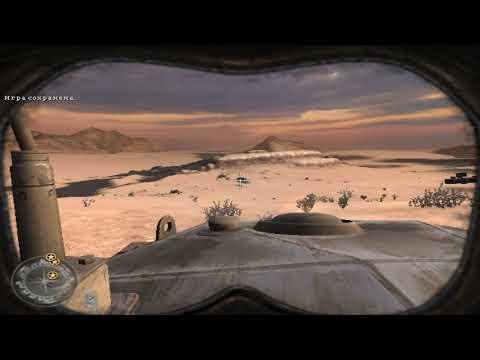 Call of Duty 2  //  Танковый Бросок //  Ливия