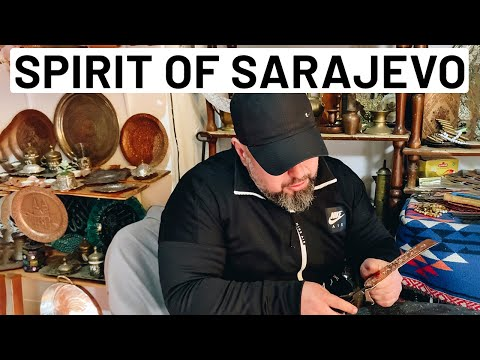 The Spirit of Sarajevo Travel Film 2021 - Bosnia & Herzegovina