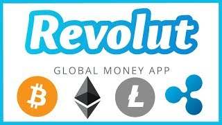 Revolut Launching Cryptocurrency Exchange - Bitcoin Litecoin Ethereum - Ripple XRP in Works!