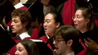 Hark! the Herald Angels Sing: Harvard University Choir's 12 Days of Carols
