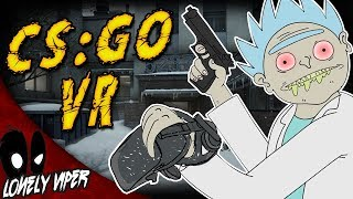 CS:GO VR...but Harder | Pavlov | FPS Virtual Reality