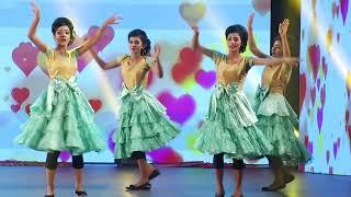 SATV Eid Dance | Moner Vitore Moner Bahire | Joly & Abu Nyeem | SATV