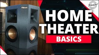 How to Pick Surround Speakers, Monopole, Bipole, or Dipole? | Home Theater Basics