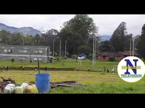¡En un 'picado'! Denuncian que miembros del INPEC en Popayán jugaban al fútbol