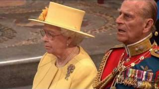 """God Save The Queen"" at Royal Wedding of the Duke and Duchess of Cambridge - April 29th 2011"