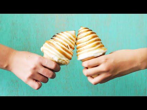 4 Ice Cream Desserts That Go Beyond a Simple Sundae🍦 Tastemade Sweeten