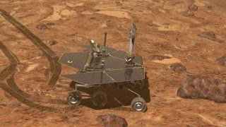 Mars Rover Mystery Continues   Space News