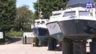 preview picture of video 'Medway Wharf Marina'