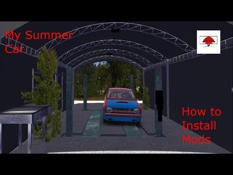 FR] TUTO MOD LOADER+MODS MY SUMMER CAR - смотреть онлайн на Hah Life