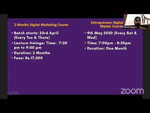 Free Digital Entrepreneurship Course - YouTube