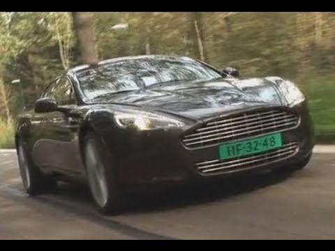 Aston Martin Rapide The Giant Teeth Beast