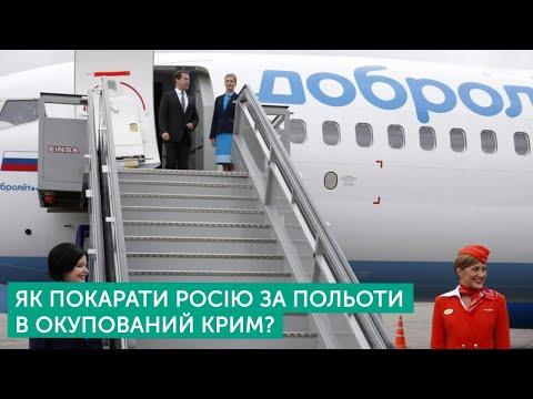 Польоти російських літаків до Криму | Бурчевський, Лакійчук | Тема дня