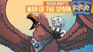 Rough Drafts: War of the Spark (Limited, Magic Arena)