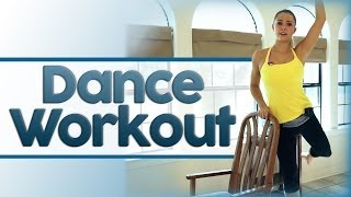 Dance Workout for Beginners, Leg & Butt Workout, Great for Dancers! Cardio Barre Workout by PsycheTruth