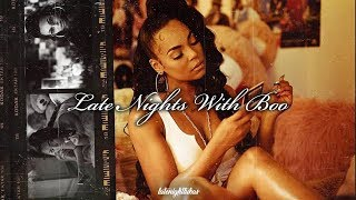 Late Nights With Boo | Midnight Playlist