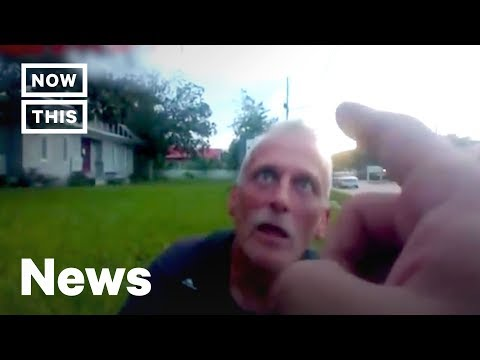 Body Cam Footage Shows Cop Abusing 69-Year-Old Veteran