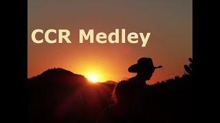 CCR Medley Best songs (John Fogerty)