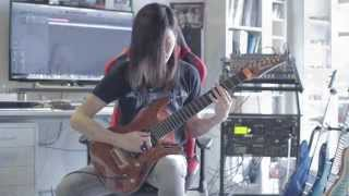 DragonForce - Three Hammers Guitar Cover