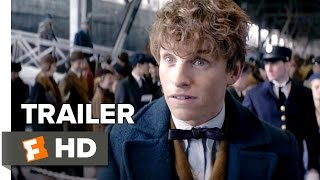 Fantastic Beasts And Where To Find Them - Official Teaser Trailer #1 (2016)