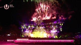 #20YearsOfUltra - Skrillex & Diplo Perform as Jack Ü