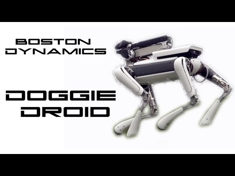 Spotmini The Doggie Droid - BTF