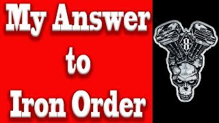 My Answer to Iron Order