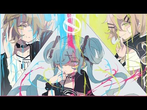 【初音ミク×GUMI×鏡音リン】PaⅢ.INCEPTION【オリジナル曲】